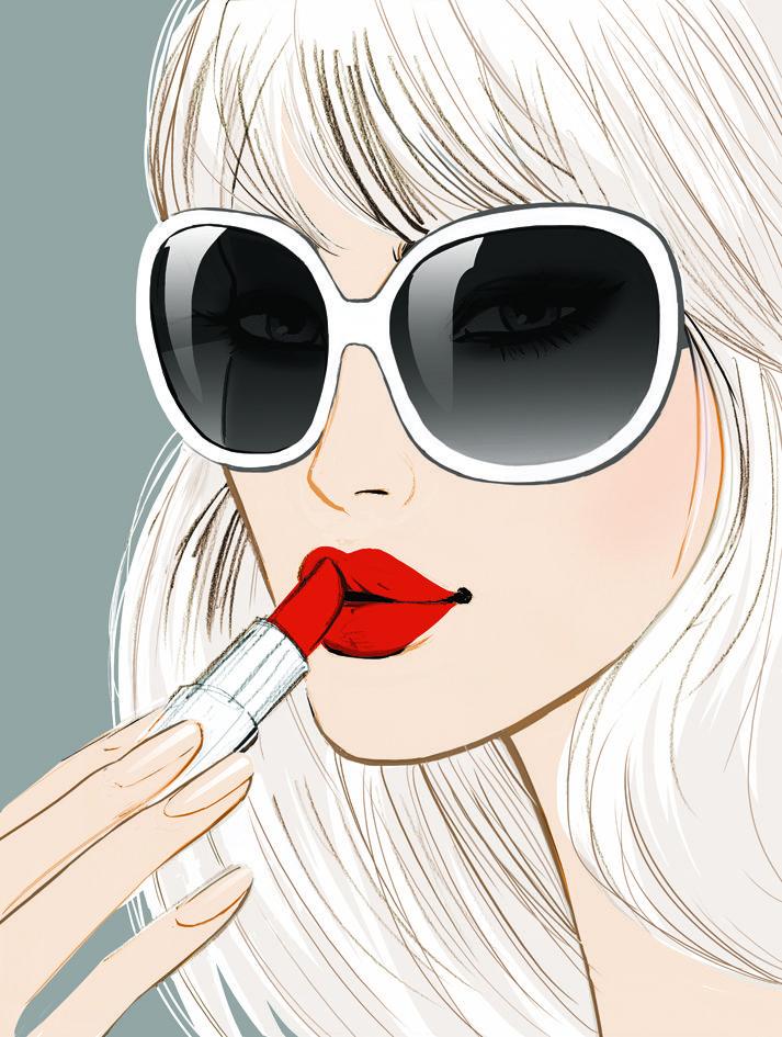 Jason Brooks Lipstick II