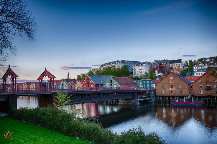 Bybroen Trondheim