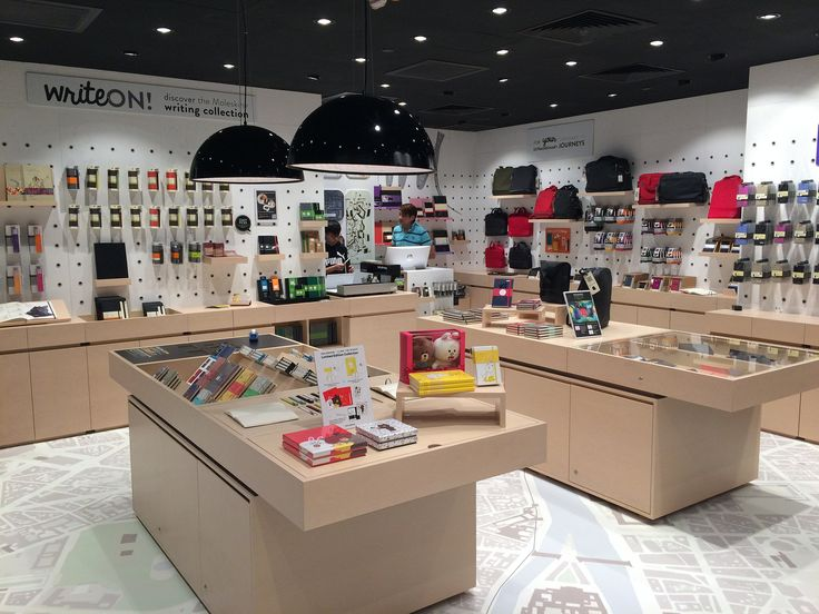 Moleskine Store I Hong Kong  18 Hanoi Street K11 Art Mall 11 am - 10 pm