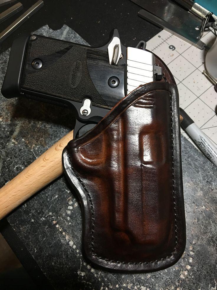 Sig Sauer P938 9mm holster.