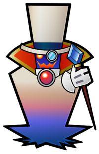 Count Bleck -Super Paper Mario