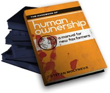 The Handbook of Human Ownership by Stefan Molyneux of Freedomain Radio