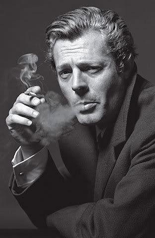 Maestro Mastroiani #cinema