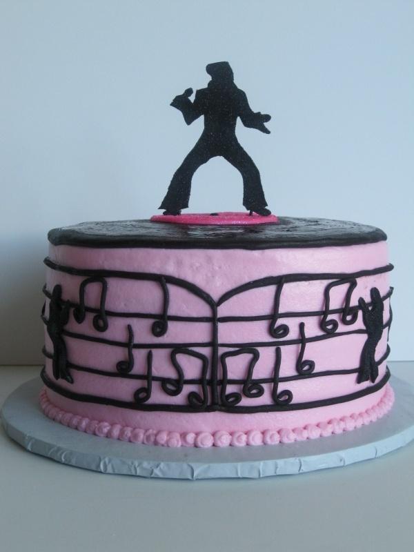 32 Best Elvis Presley Cakes Images On Pinterest Elvis Presley Cake