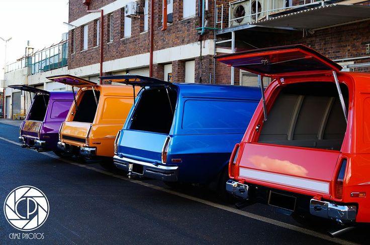 Holden Panelvans