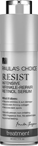 Paulas Choice RESIST Intensive WrinkleRepair Retinol Serum with Vitamin C for Wrinkles and Uneven Skin Tone  1 oz *** Click on the image for additional details.
