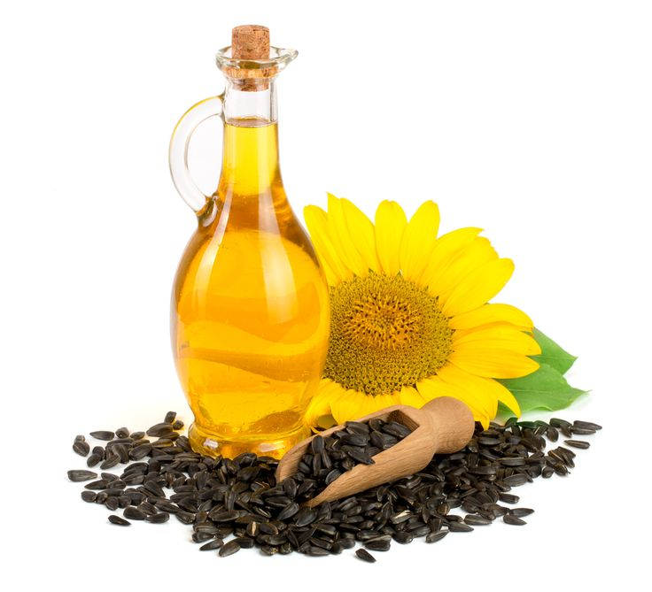 While wheat germ oil and sunflower seeds have some of the ...