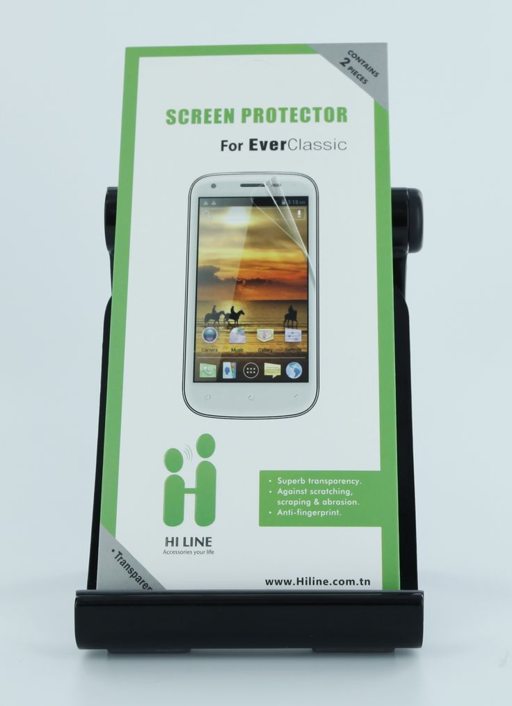 Screan protecteur for everclassic le must pour ton smartphone !