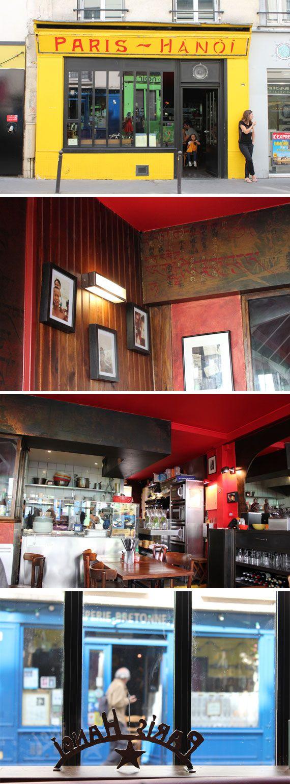paris-hanoi-restaurant-vietnamien, 11eme rue charonne Paris
