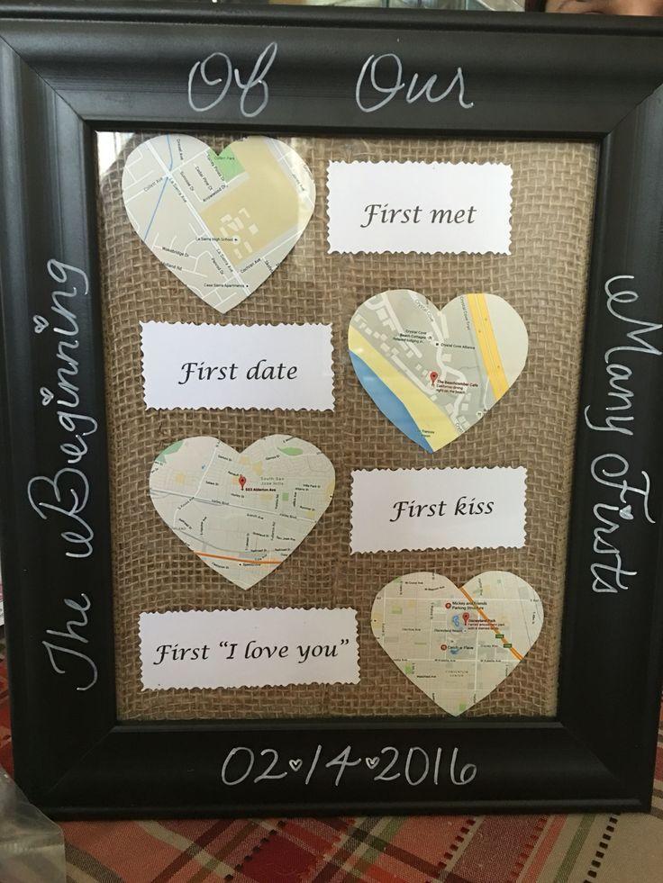 Diy Geschenk Basteln – Valentinstag Geschenkidee für ihn  #geschenkidee #valentinstag