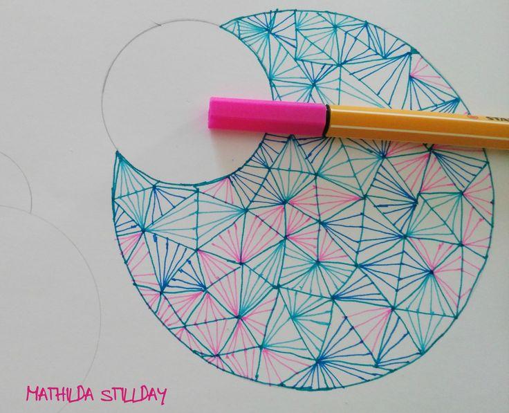 Arte therapy e mandala sono davvero efficaci? Ecco cosa ho imparato disegnando mandala.  http://www.mathildastillday.com/2015/11/arte-therapy.html
