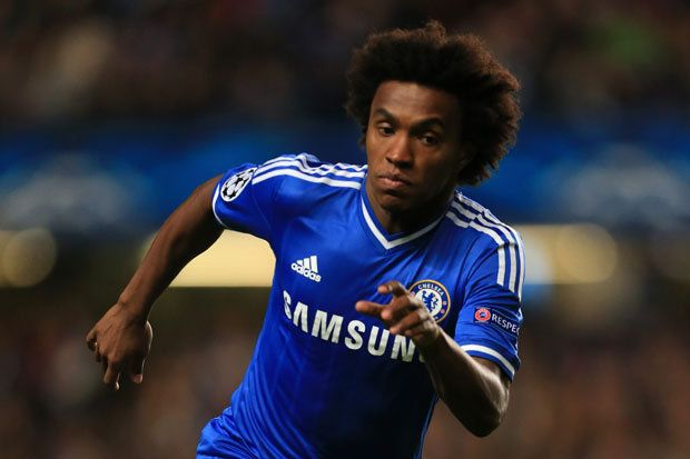 chelsea players willian - Google Search