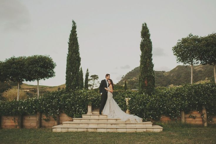 In January, we were lucky enough to produce the wedding of former Miss  Universe New Zealand, Miss Ria van Dyke to her groom Andrew. It was an  incredible union of two such loving people and quite possibly, the most  beautiful wedding we've attended and planned.  Ria had such a wonderful eye for detail and really knew the theme she was  after. We went with a Tuscan theme but wanted to steer away from the  'rustic' idea to make the wedding a little more formal.  The initial plan was that the…