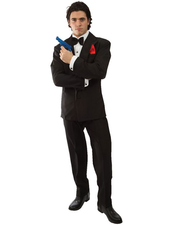 James Bond Costume