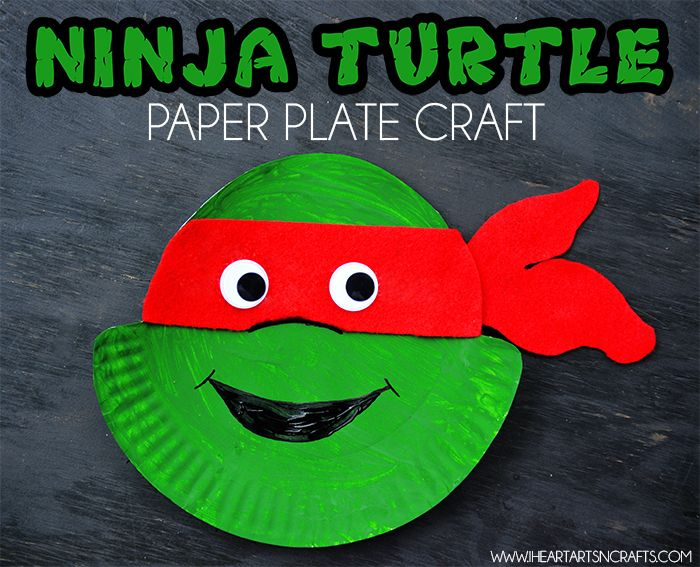 I'm so excited to share our Teenage Mutant Ninja Turtles craft with you this week that not only my son loved making but my 8 year old self was pretty excited too! What's awesome about this craft besides it being TMNT, is it's super easy and perfect for those little hands. Using a paper plate …