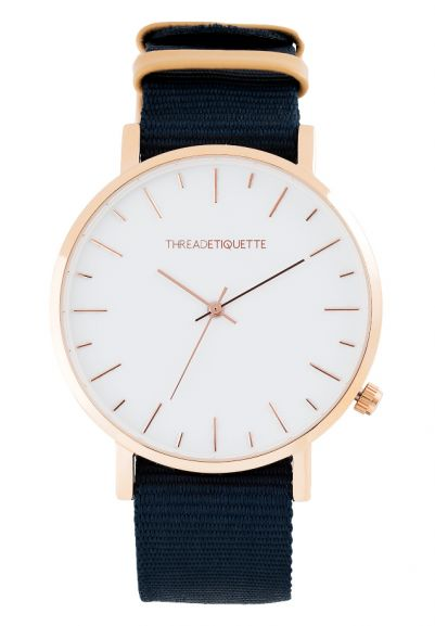 MINIMALIST WATCH | ROSE GOLD