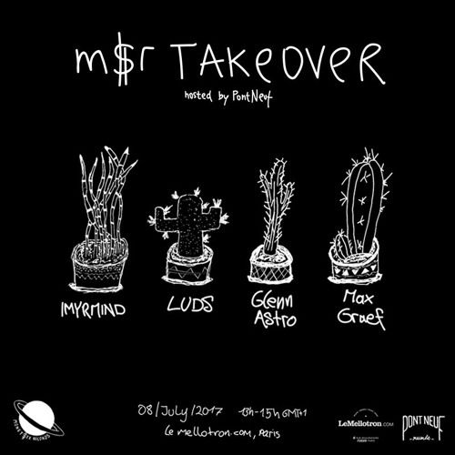 MONEY $EX RECORDS takeover mix with IMYRMIND, LUDS, MAX GRAEF & GLENN ASTRO (streaming)