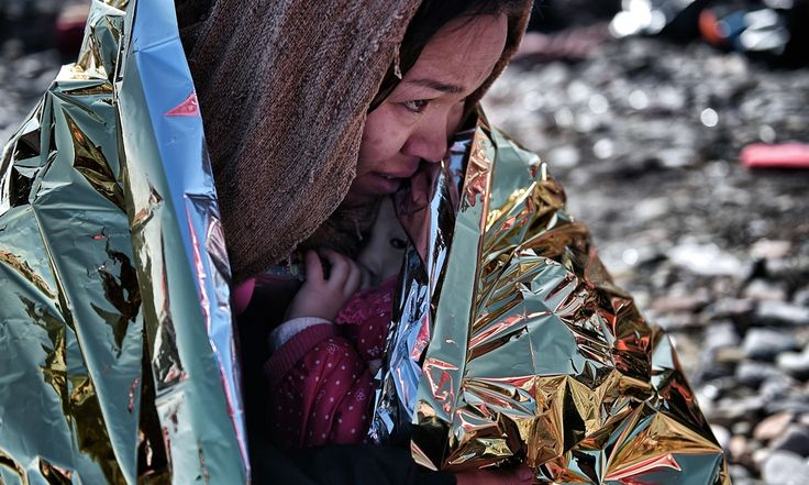 From Lesbos to Lapland, refugees are bracing for a winter chill that many will never have experienced before. Some will have to endure it outside