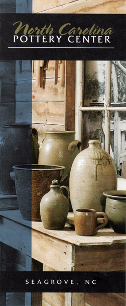 NC Pottery. Part of our new introduction at Spring Furniture Market. American Crafts.