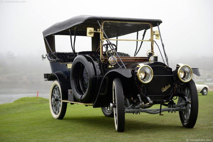 1912 Packard Model 30