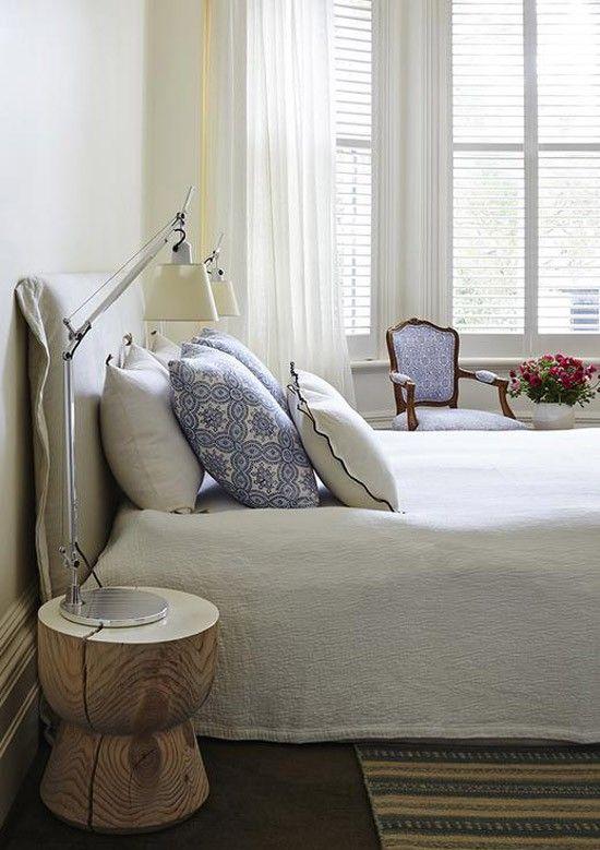 Een Victoriaanse slaapkamer