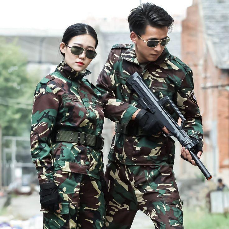 Military Uniforms Army Combat Shirt Cargo Pants Tactical Camouflage Clothing Working Combat CS Tatico Militaire Uniform Men