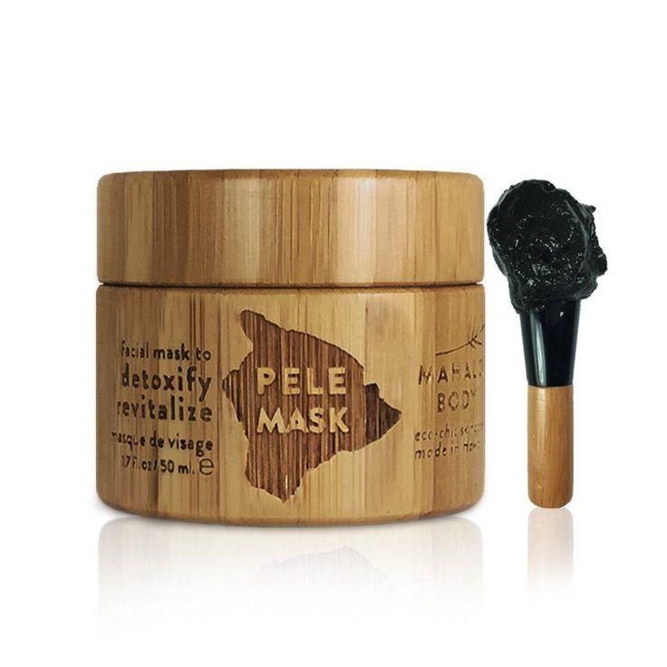 Mahalo Pele Mask | EcoDiva Beauty International