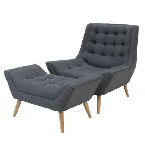 Annecy Chair and Stool - Complete Pad ®
