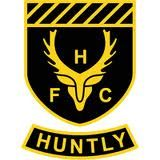 HUNTLY  FC     -  HUNTLY   scotland