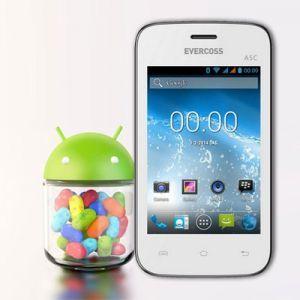 Evercoss A5C, Android Jelly Bean Murah Cuma 500 Ribuan.