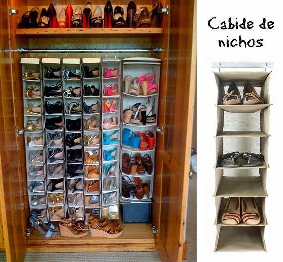 Comprar cabide de nichos para organizar guarda roupa.