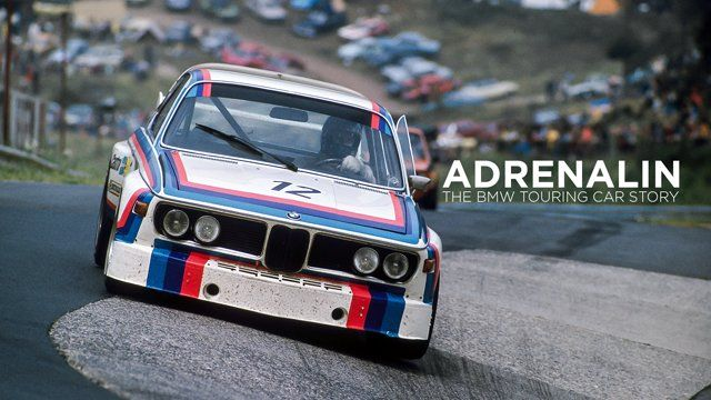 Adrenalin - BMW touring car trailer
