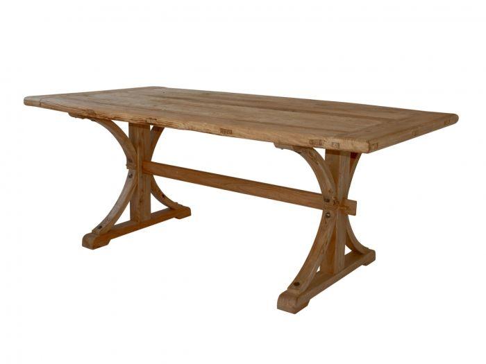 PROVENCALE Matbord 198 Rustik i gruppen Inomhus / Bord / Matbord hos Furniturebox (100-25-22316)