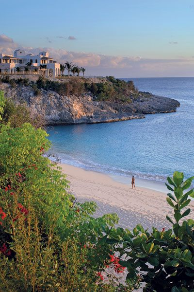 Anguilla british overseas territory in the caribbean for Best caribbean vacations in december