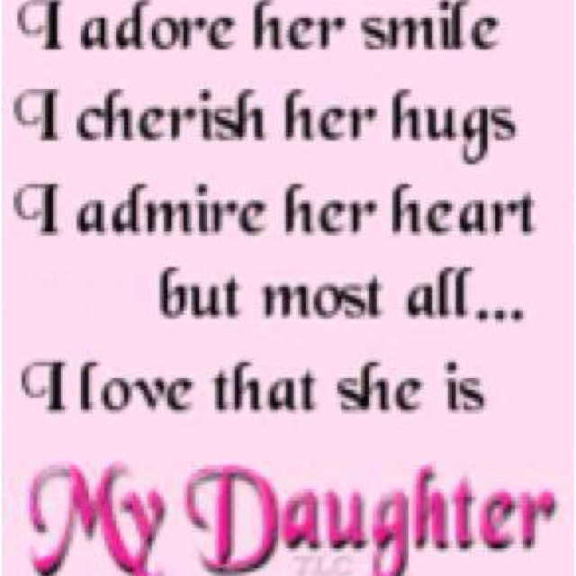 Parent Quotes To Daughter: Proud Parent To Daughter Quotes. QuotesGram
