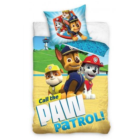 Dětské povlečení Paw Patrol - dumdekorace.cz