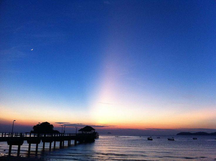 Para-paradise in Malaysia