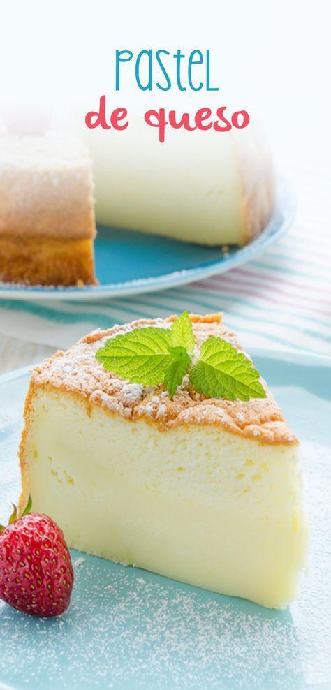 Con esta receta podrás preparar un delicioso Pastel de Queso que es bajo en carbohidratos, incluso lo pueden disfrutar las personas que siguen una dieta reducida en azúcares.