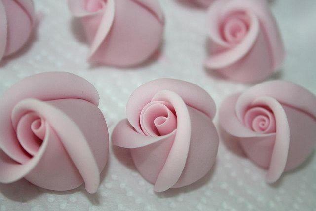 двери, картинки роза из мастики нужен как выглядит
