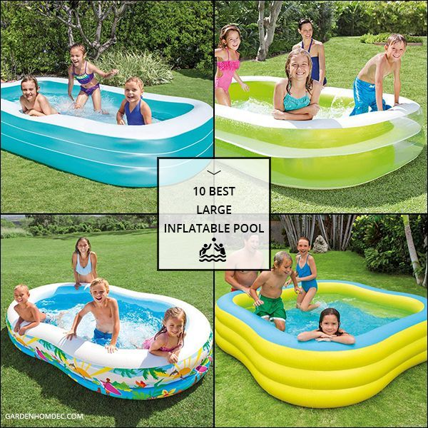 Best Large Inflatable Pool Large Inflatable Pool Inflatable Pool Pool