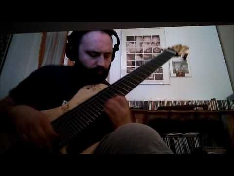 bass at home - 7 string bass solo - YouTube
