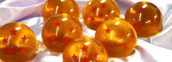Strapya World : Acrylic Dragon Star Replica Ball 7 Stars (Large)