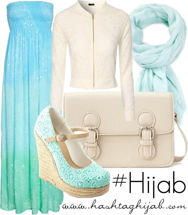 Hashtag Hijab Outfit #399... not a huge fan of the shoes but love the colors