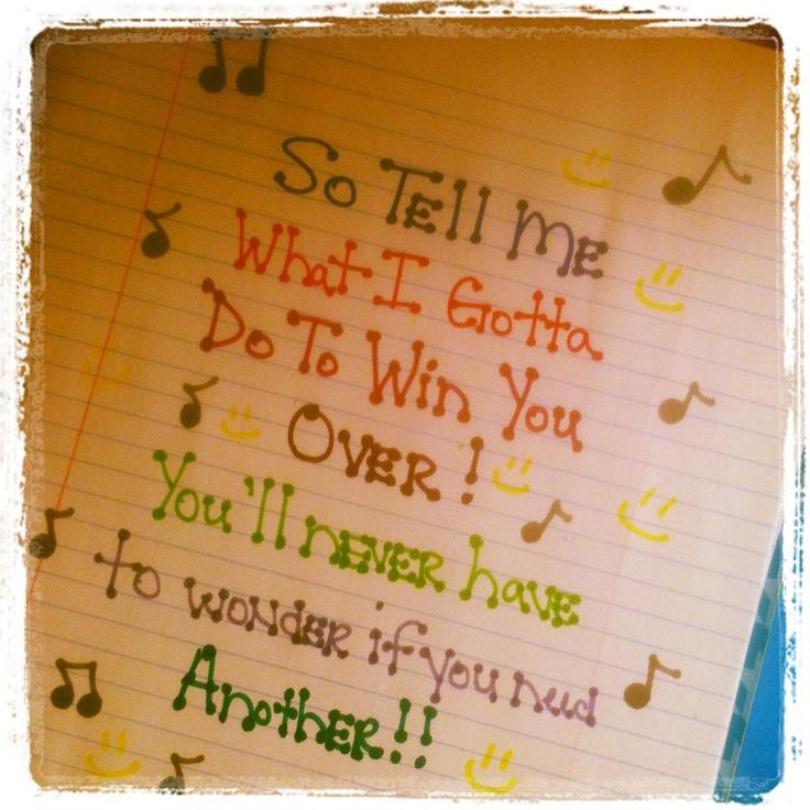 51 best lyrics images on Pinterest | Lyrics, Music lyrics and Song ...
