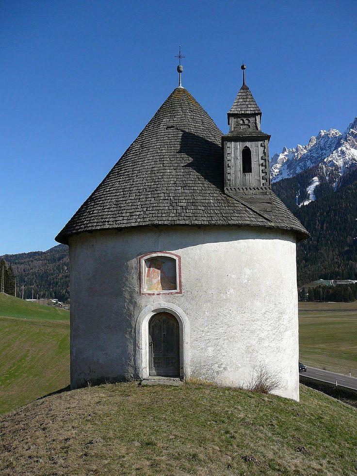 Cappella del Santo Sepolcro , Lerschach Dobbiaco
