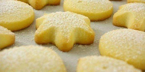 Мой любимый рецепт песочного печенья — готовим, как шеф-повар!