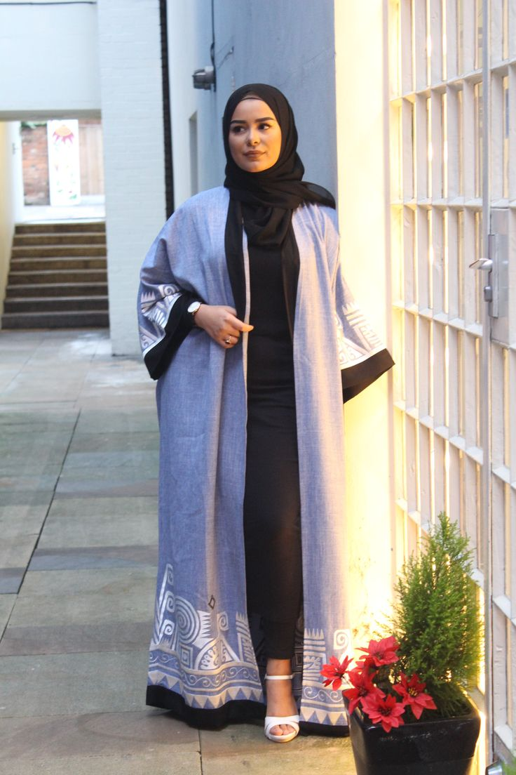 I love habiba she is so trendy yet remaining modest