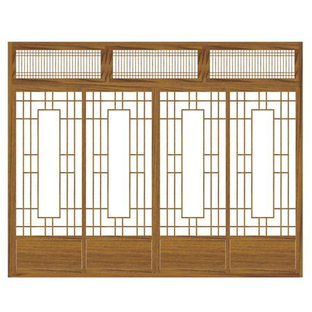Puertas Japonesas Correderas - TS-209
