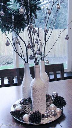 die besten 25 weinflaschen dekorieren ideen auf pinterest. Black Bedroom Furniture Sets. Home Design Ideas