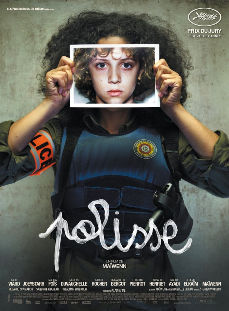 Polisse - Maïwenn (2011) j'ai été bouleversée par ce film